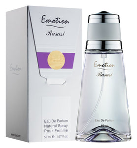 Rasasi Emotion Eau de Parfum for Women 50 ml