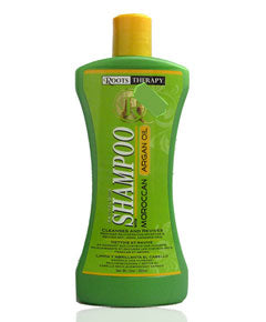 Roots Therapy Revitalizing Shampoo With Moroccan Argan Oil 120oz 355ml