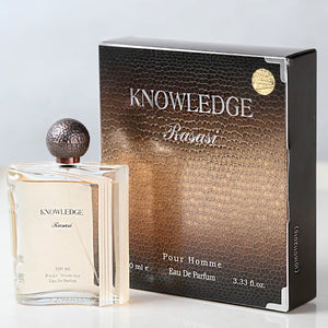 Rasasi Knowledge Eau De Perfume For Men 100 ML EDP