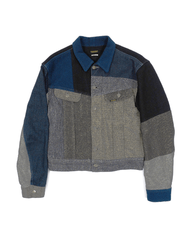 Kapital Denim & Wool Jacket - Faulkner