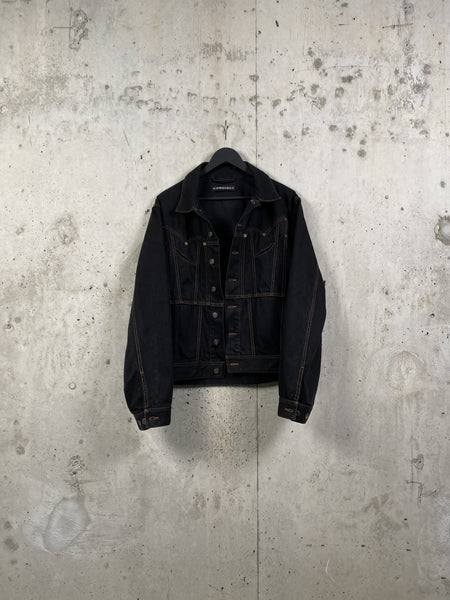 Y / Project Western Denim Jacket - Faulkner