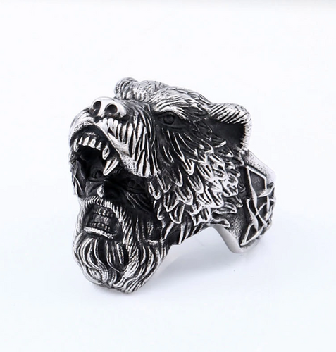 Berserker Bear Ring