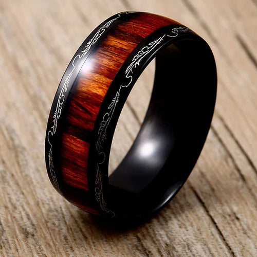 Forest Shadow Ring