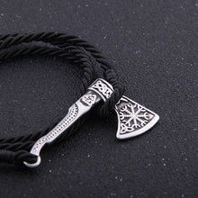Load image into Gallery viewer, Premium Helm Axe Bracelet