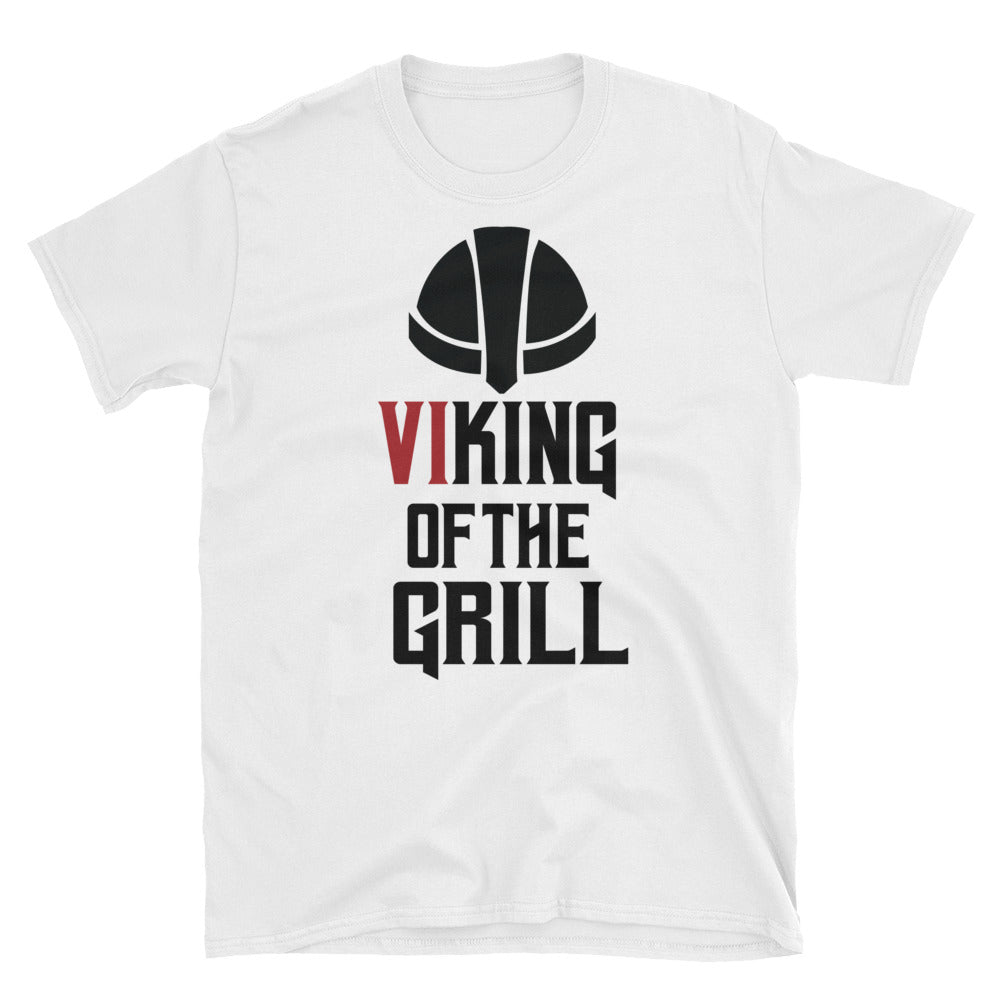 Viking of the Grill Tee - Viking Valor