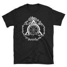 Load image into Gallery viewer, Helm Of Awe - Tee - Viking Valor