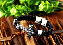Load image into Gallery viewer, Thor's Hammer Bracelet