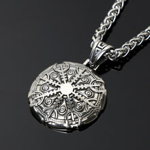Load image into Gallery viewer, Helm of Awe Necklace