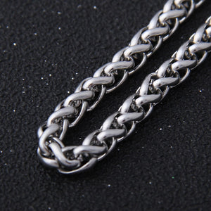 Stainless Steel Keel Chain