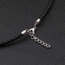 Load image into Gallery viewer, Cow Leather Chain