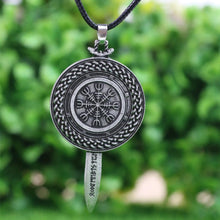 Load image into Gallery viewer, Viking Talisman Pendant - Viking Valor