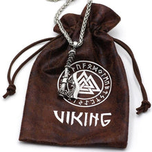 Load image into Gallery viewer, Viking Axe Amulet