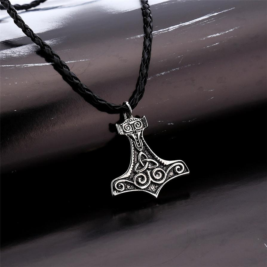 Mjolnir Necklace - Mindgasm
