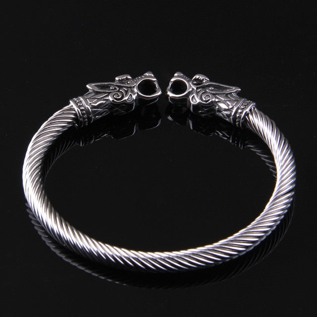 Stainless Steel Arm Ring