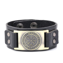 Load image into Gallery viewer, Vegvisir Viking Compass Bracelet