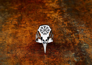 Viking Raven Ring - Viking Valor