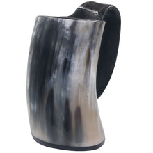 Load image into Gallery viewer, Buffalo Horn Tankard