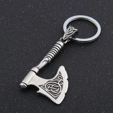 Load image into Gallery viewer, Axe Opener Keychain