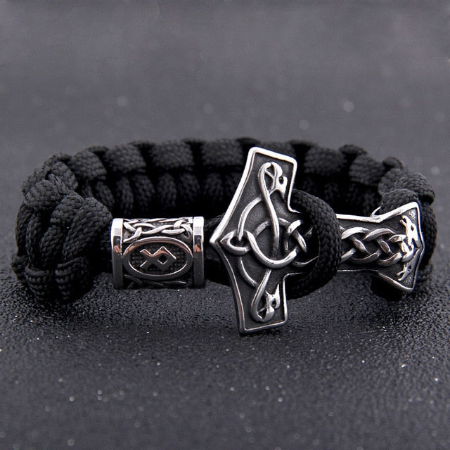 Mjolnir Strength Bracelet
