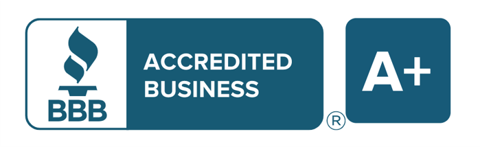 BBB Accredited Badge A+