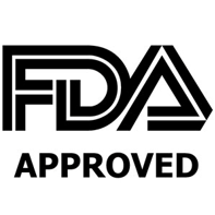 FDA Approved Badge