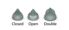 S, A, R and H-Series Domes