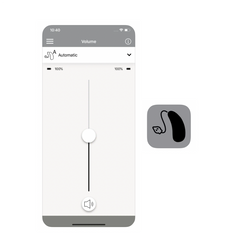 Smartphone App for X-Series Hearing Aids