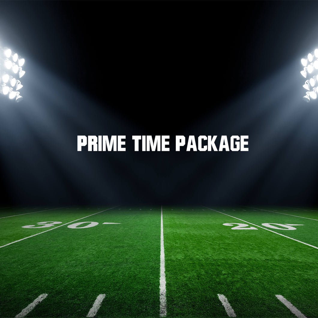 Primetime Package Special - Line Vision 360 | #1 Sports Betting Consultants! Get Winning Picks Today from Top Sports Handicappers