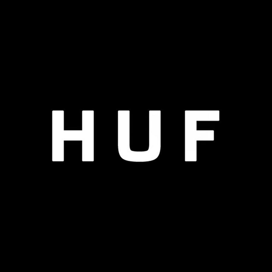 HUF Worldwide skate logo