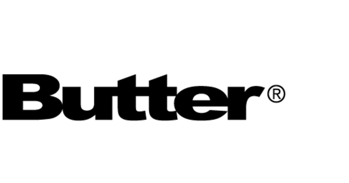 butter goods official logo