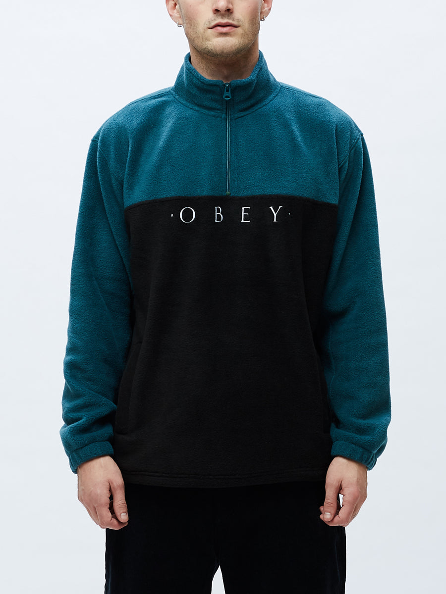 Obey -  Channel Mock Neck