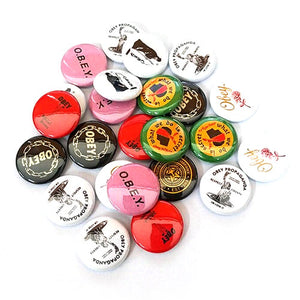 You added <b><u>Obey - Pin Pack</u></b> to your cart.