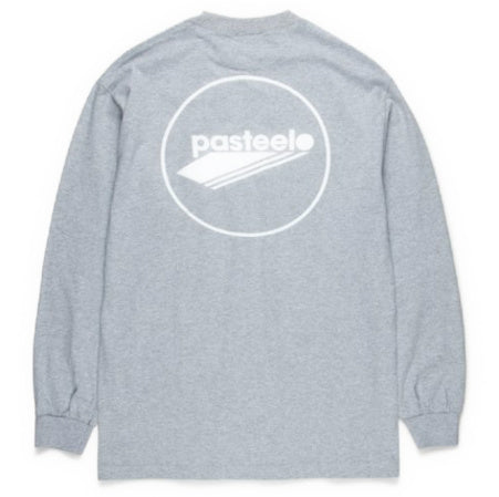 Pasteelo - Patch work L/S T-shirt