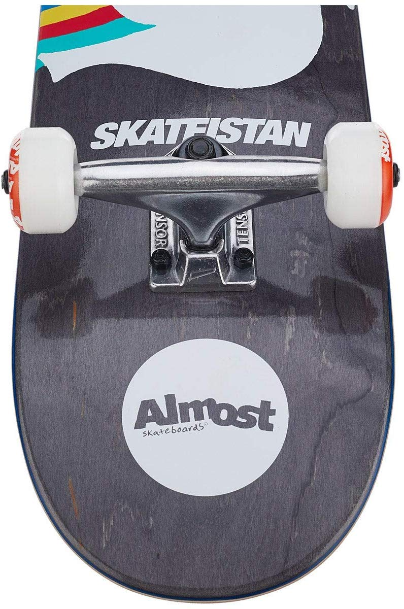 Almost - Skateistan Complete 7.5
