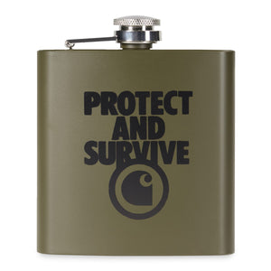 You added <b><u>Carhartt WIP - Whiskey Flask</u></b> to your cart.