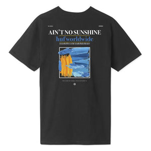 You added <b><u>HUF - AINT NO SUNSHINE S/S TEE</u></b> to your cart.