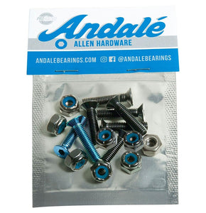 You added <b><u>Andalé - Allen Hardware 7/8