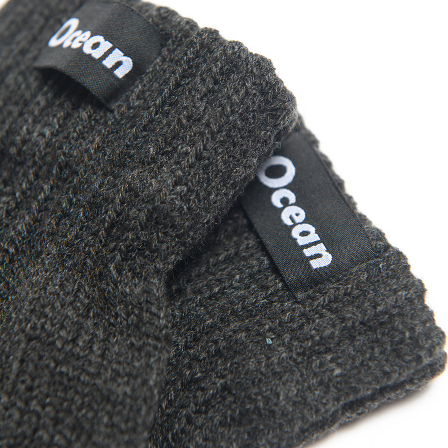 Ocean Apparel - Fingerless Glove - Grå
