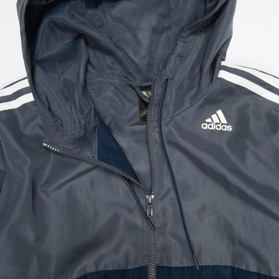 Recycle - Adidas Windbreaker Jakke