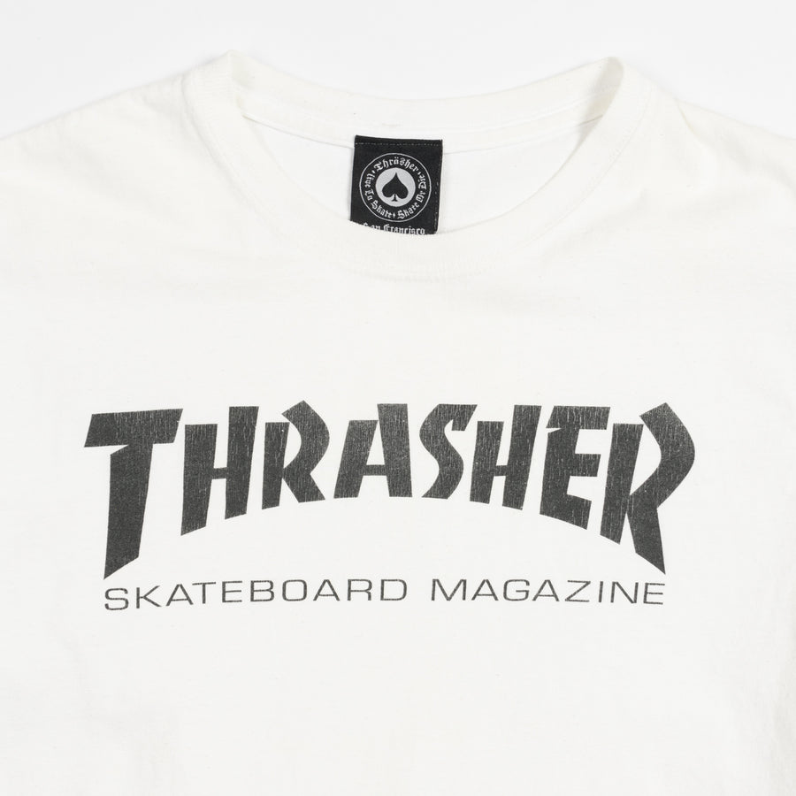 Thrasher T-shirt - Recycle - S