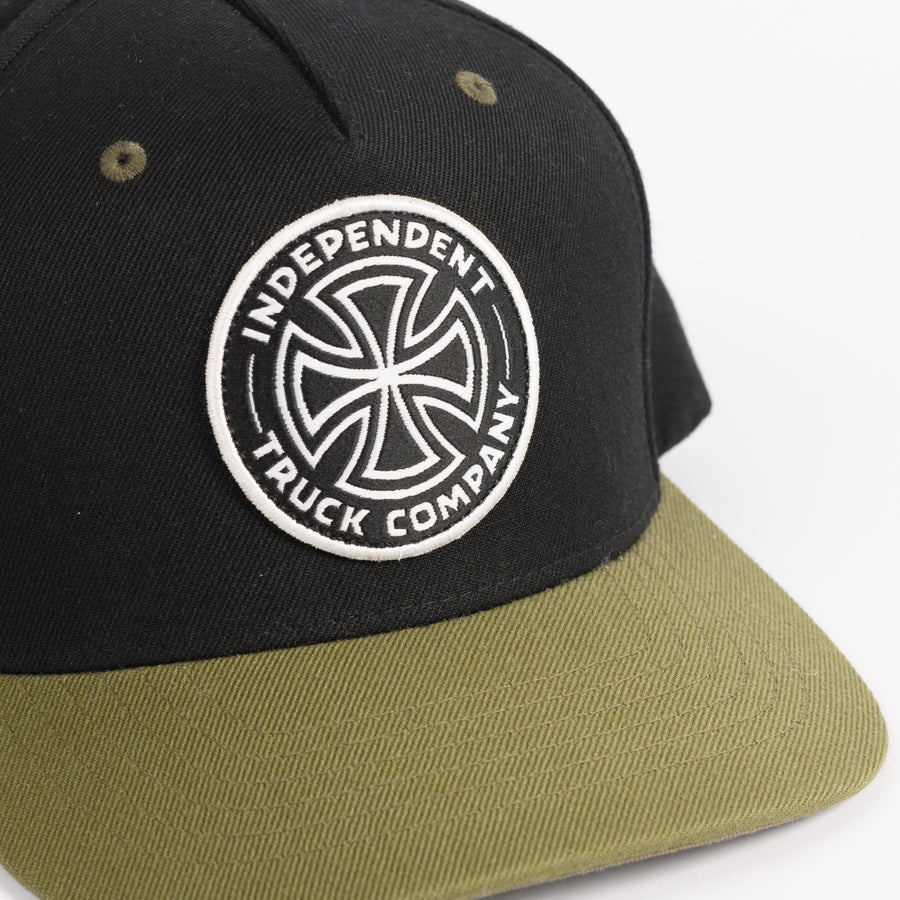 Recycle - Independent Snapback Kasket