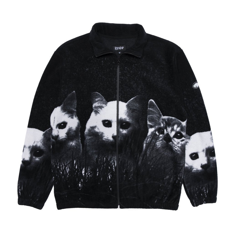 Ripndip - Field Of Cats Sherpa Jacket