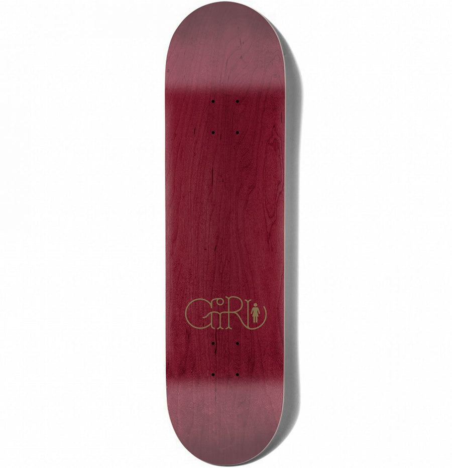 Girl skateboards top