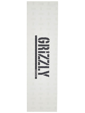 Grizzly Griptape - Clear Stamp Print