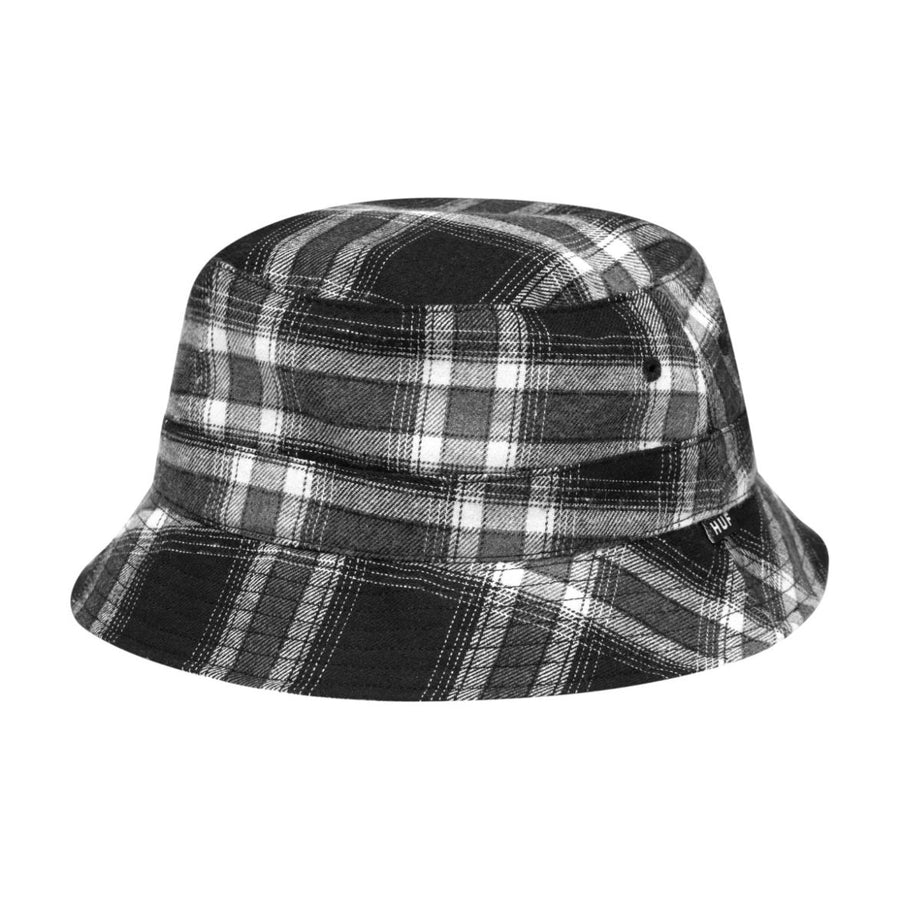 HUF - JOHN PLAID BUCKET HAT