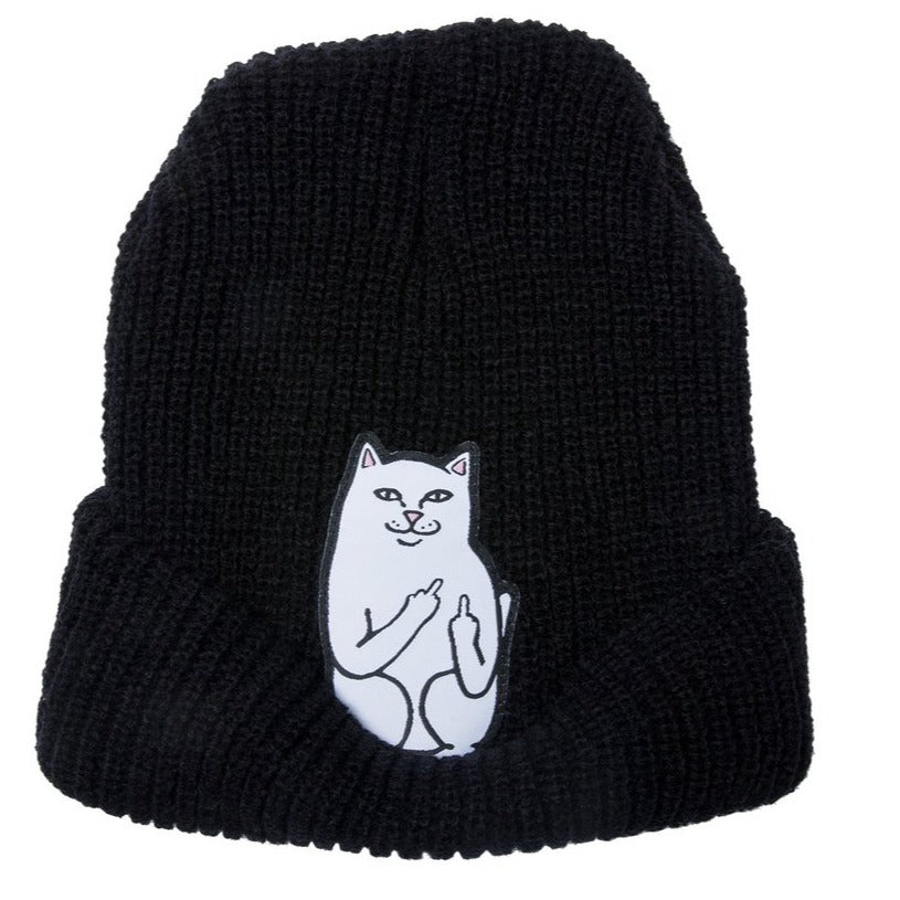 Ripndip - Lord Nermal Ribbed Beanie
