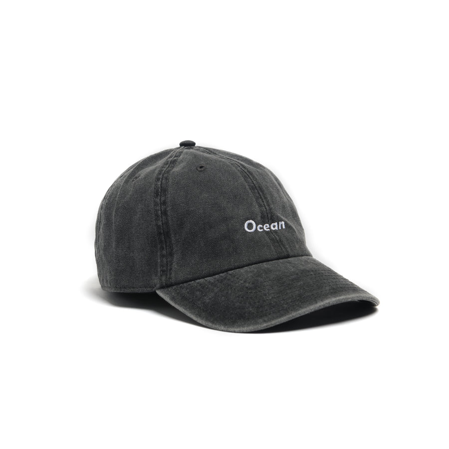 Ocean Apparel, Laika Cap i Dark Grey forfra