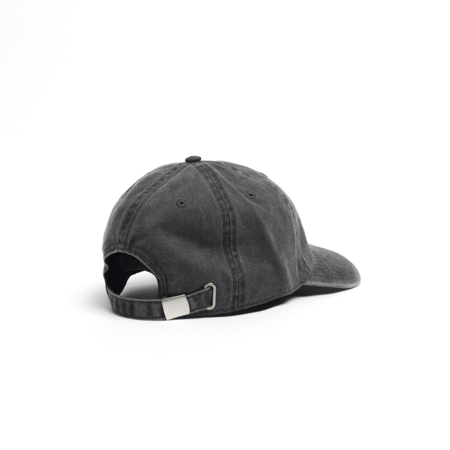 Ocean Apparel, Laika Cap i Dark Grey bagfra