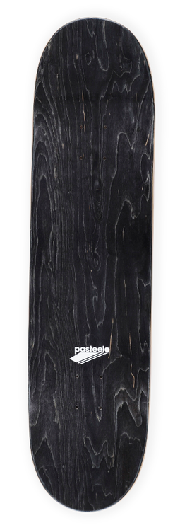 Pasteelo - Abstract Fragment Deck - White - 7.875