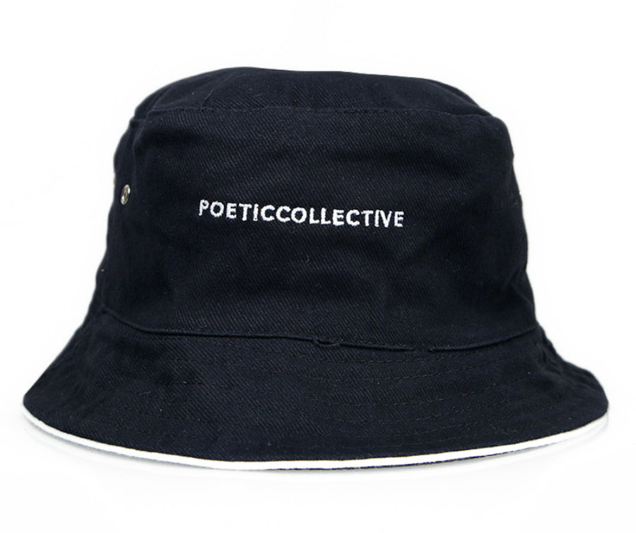 Poetic Collevtive - Bucket Hat Dark Navy